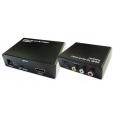2772 CONVERSOR  HDMI PARA 3 RCA AUDIO E VIDEO