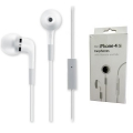 320	MINI FONE C/MICROFONE ideal p/ IPHONES, IPODS E MACBOOKS