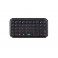 214 MINI TECLADO IPAD 2/IPHONE 4 BLUETOOTH PRETO