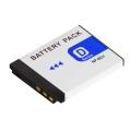 4023 Bateria Recarregavel 3.7v 1200  mAh Camera Sony NP BDI