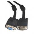 1201 CABO VGA-M + VGA-F 10 M