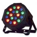 92 REFLETOR LED RGB 18* 1W