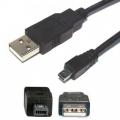 2620 CABO USB CAMERA  AM X 8 PINOS QUADRADO 1,80 MTS