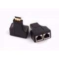 2758C ADAPTADOR EXTENDER HDMI V 1.4  VIA RJ 45 CAT5 30 MTS